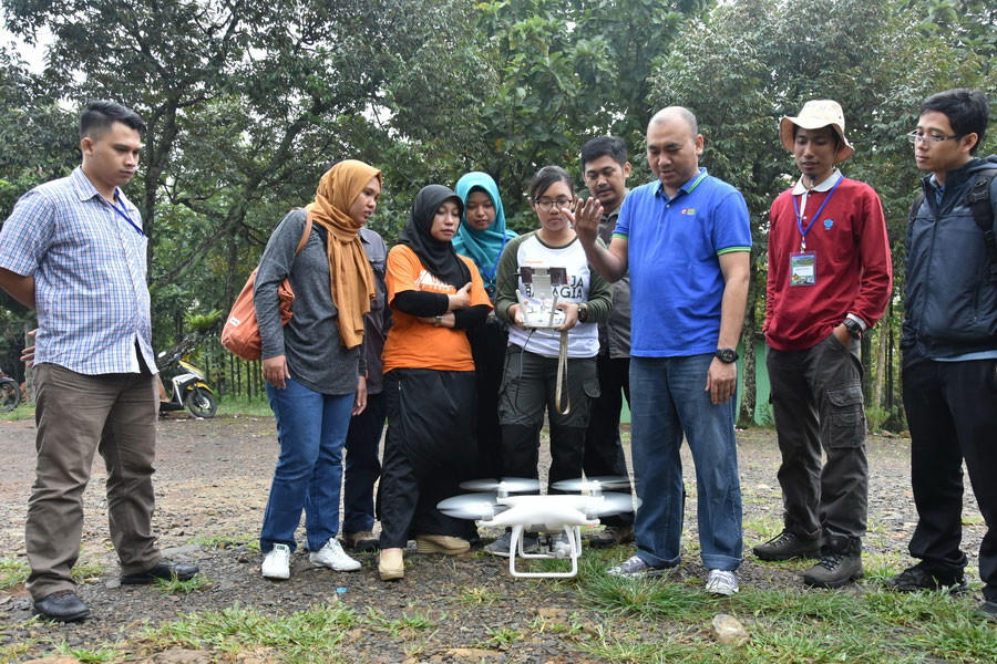 BIOTROP Delivers Training Course on Drone Utilization for Disaster Mapping