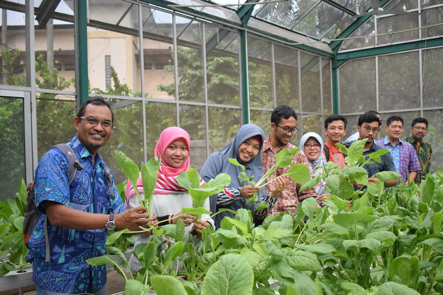 BIOTROP, Kampung IPB Move towards Community Development
