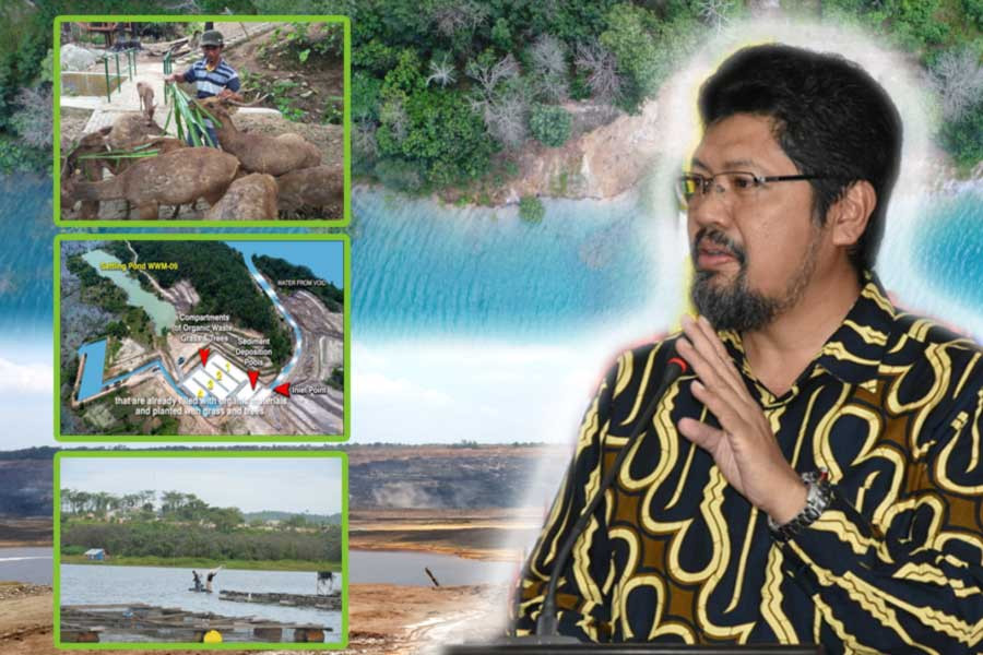 Exclusive interview with Dr Irdika Mansur: Revitalization of Ex-Mining Land